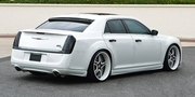 2011 2012 Chrysler 300C Rear Valance