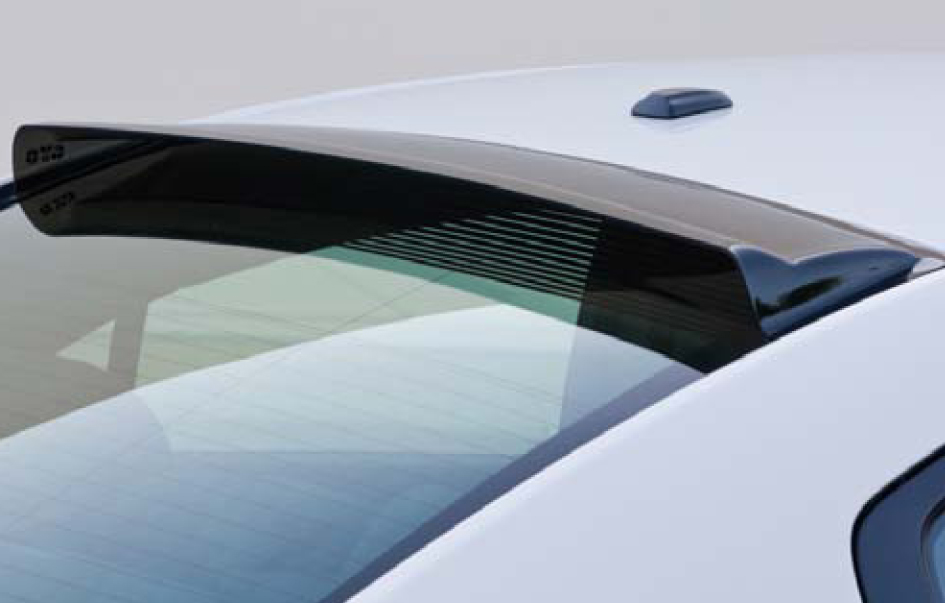 2014 Dodge Charger Warranty >> 2011 2012 Dodge Charger Solarwing Roof Spoiler GTS 51177