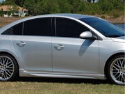 2010-2015 Chevrolet Cruze OB Style Side Skirts