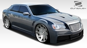 2011-2013 Chrysler 300 300C Body Kit, 4 Pc