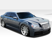 2011-2014 Chrysler 300 300C Body Kit, 4 Pc