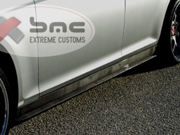 2011-2013  Chrysler  300  Carbon Fiber XR6 Side Skirts