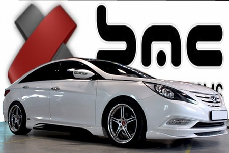 2011-2014 Hyundai Sonata Body Kit