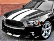 2011-2014 Dodge Charger Front Spoiler C2-FS