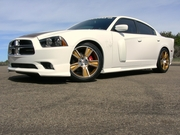 2011-2014 Dodge Charger Urethane Premier Style 7 Piece Full Body Kit 37-2116
