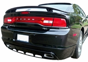 2011-2014 Dodge Charger Rear Air Dam