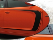 2011-2016 Dodge Charger Super Bee Style Body Side Graphic Kit 2