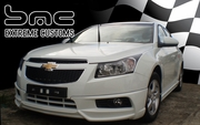 2011-2014 Chevrolet Cruze Complete Body Kit / Ground Effects
