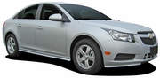 2011-2014 Chevrolet Cruze RFX Ground Effects Kits - PAINTED