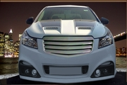 2011-2014 Chevrolet Cruze Trinity Body Kit, 4 Pc