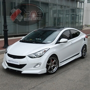 2012 2013 Hyundai Elantra NEFDESIGN  Body Kit