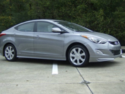 2012-2015 Hyundai Elantra Complete Body Kit
