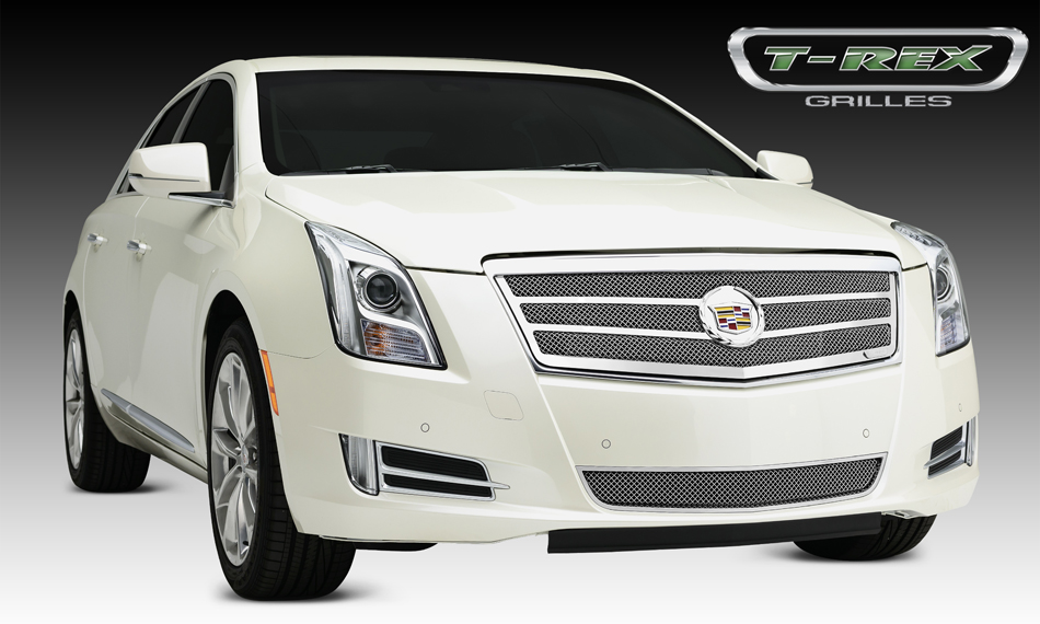 2013 2014 Cadillac Xts Upper Class Formed Mesh Grille