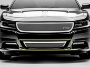 2015-2017 Charger Lower Bumper Polished Grille 55480 by Trex