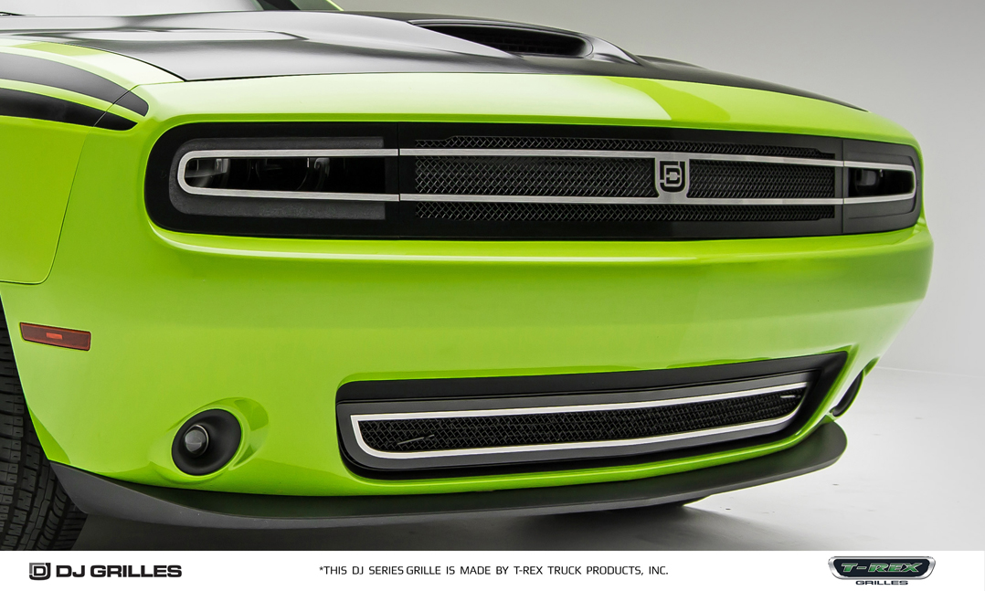 What Does Rt Stand For Dodge >> 2015-2017 Dodge Challenger Phantom Style Lower Grille ...