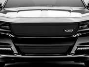 2015-2017 Dodge Charger Upper Class Grille Black 54480 by Trex