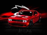 2015 Dodge Challenger Hellcat Front End  Conversion
