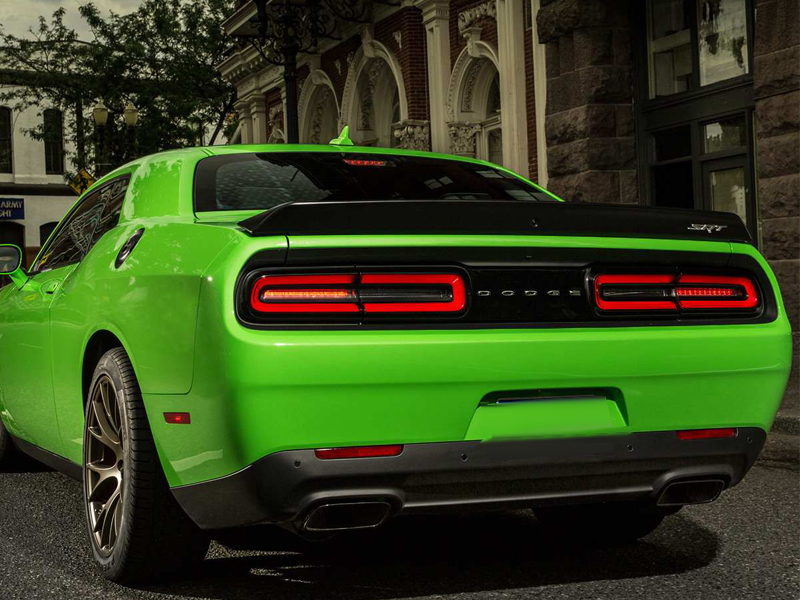 2015 2017 Dodge Challenger Hellcat Rear End Conversion Kit