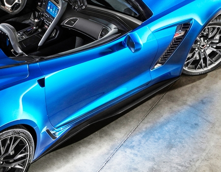 ACS Corvette Z06 Side Rockers 2015