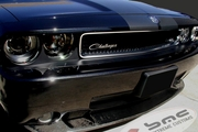 Anderson Composite Dodge Challenger OEM Styled Carbon Fiber Chin Spoiler 2009-2014