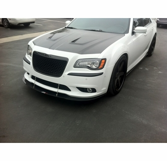 APR Chrysler 300C SRT8 Front Bumper Splitter 2011-2014