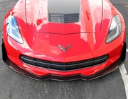 APR Corvette C7 Track Pack Front Air Dam Splitter 2014-2016