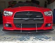 APR Dodge Charger SRT8 Front Bumper Splitter 2011-2014