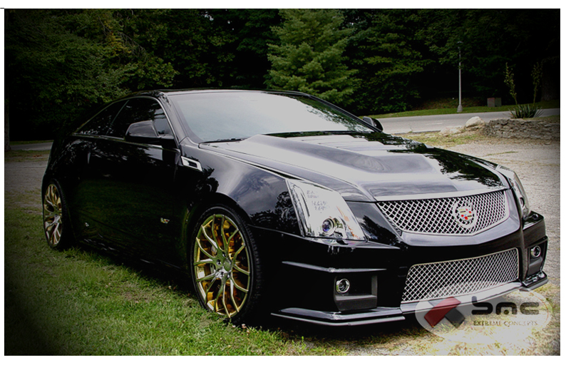 Cadillac Cts-V Wagon For Sale >> Cadillac CTS-V Heat Extraction Hood CTSV 2009-2014