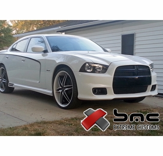 BMC Dodge Charger Interceptor Side Skirts 2011-2014