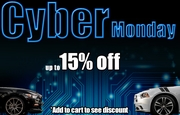 CYBER MONDAY SALE - ADD ITEMS TO CART FOR ADDITIONAL DISCOUNTS