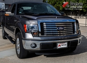 BMC Ford F150 Black Mamba Ram Air Hood 2009-2014