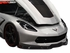 C7 Corvette Stingray Rksport Fiberglass or Carbon Fiber Front Splitter
