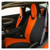 Camaro Custom Seat Covers