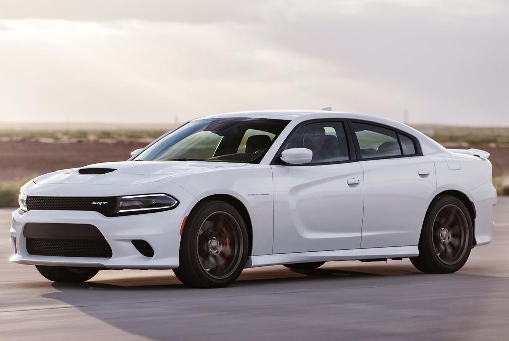 Charger Hellcat Side Skirts Cladding 2011 2014