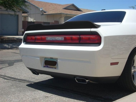 Dodge Challenger G-Series Notched Rear Wing 2008-2016