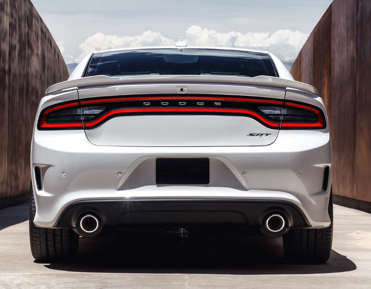Dodge Dart Safety Ratings >> 2017 Charger Rear Gallery