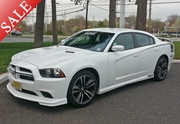 Dodge Charger Interceptor Hood and Body Kit Package 2011-2014