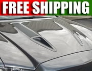 Dodge Charger R.R. Ram Air Hood 2011-2014
