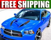 Dodge Charger RR Ram Air Hood 2011-2014