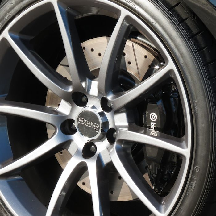 Ford Mustang Gt500 Wheels Gunmetal 20 Inch Staggered Set