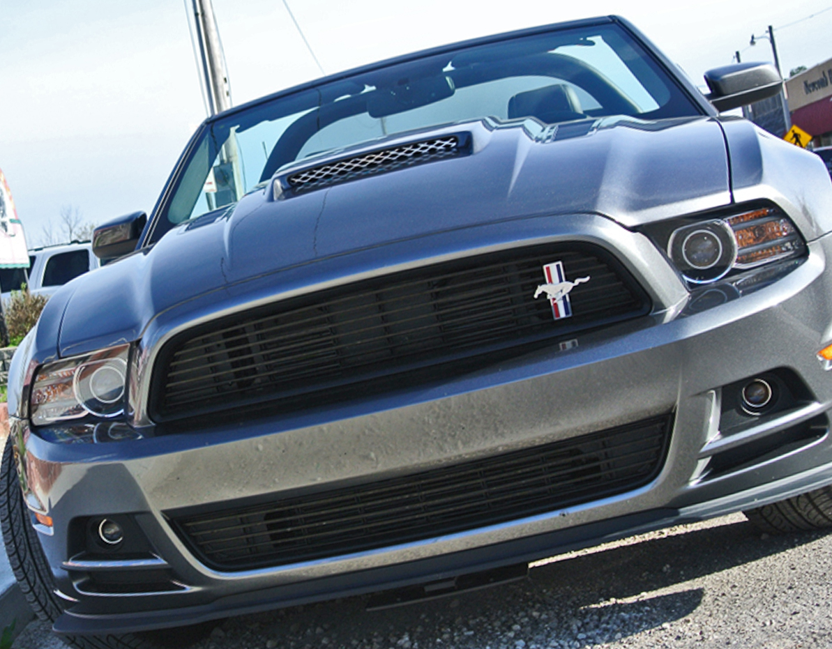 V6+Supercharger Ford Mustang Supercharger Mongoose Hood GT V6 2013 ...