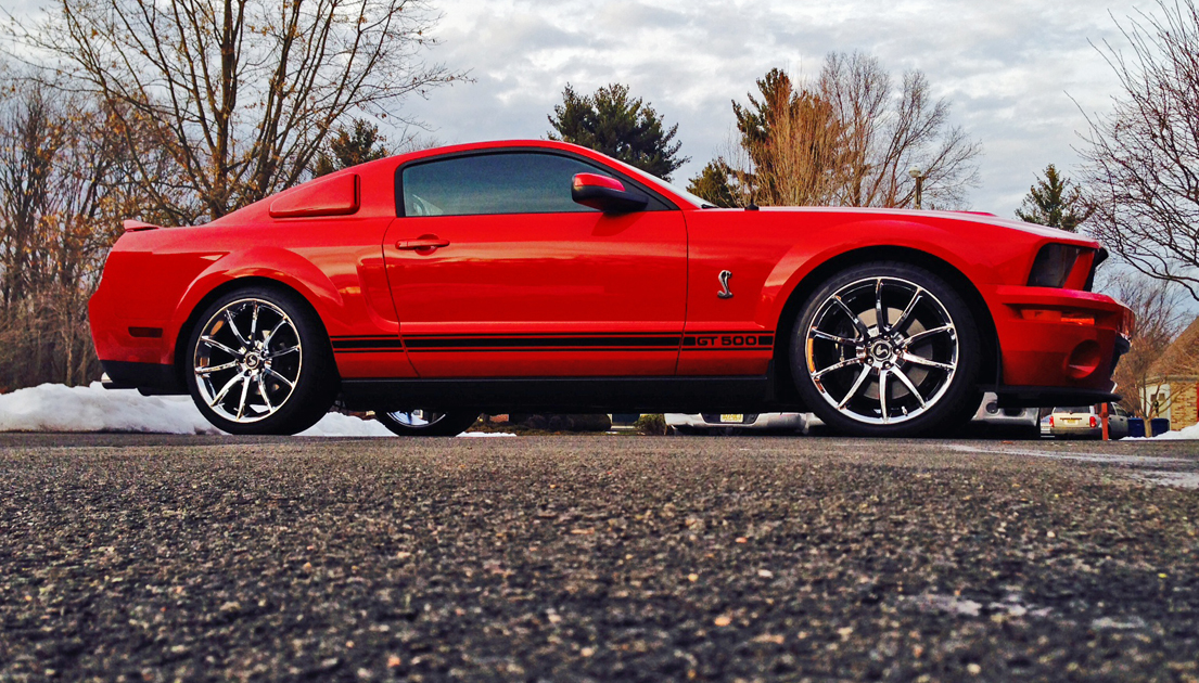Black Mamba Mustang Wheels Mustang Black Mamba Chrome
