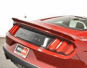 Mustang Roush Rear Spoiler Racing Red - PQ 2015