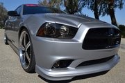 RKSport Dodge Charger Lower Front Fascia Lip Spoiler 2011-2014