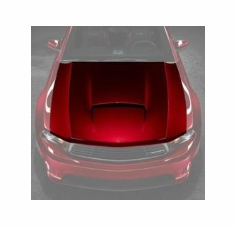 Saleen 2010-2012 Ford Mustang Saleen S281 Powerflow Hood Kit