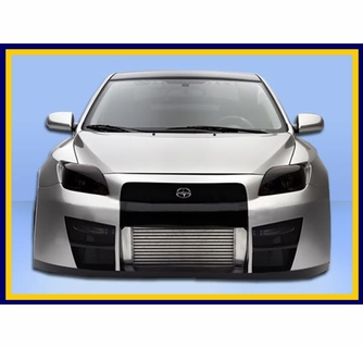 Scion tC Rado Series Widebody Complete Body Kit 2005-2010