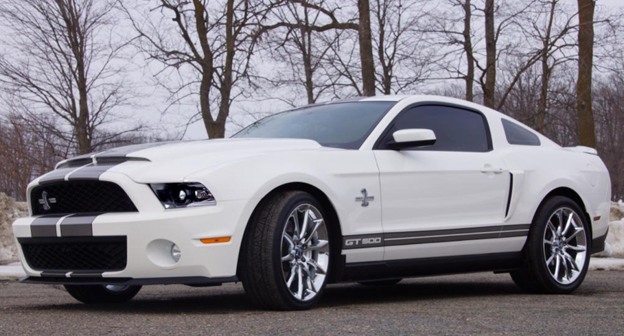 Black Mamba Mustang Wheels Black Mamba Wheels Photo