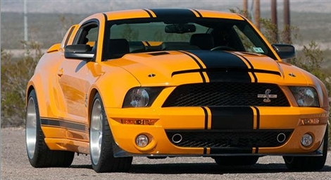 99 Mustang Cobra >> Shelby Wide Body Kit for Ford Mustang GT500 2005-2009