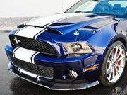 Supersnake Ford Mustang Shelby GT500 Hood 2010-2013
