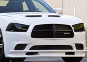 Xenon Dodge Charger Front Air Dam 2011-2014